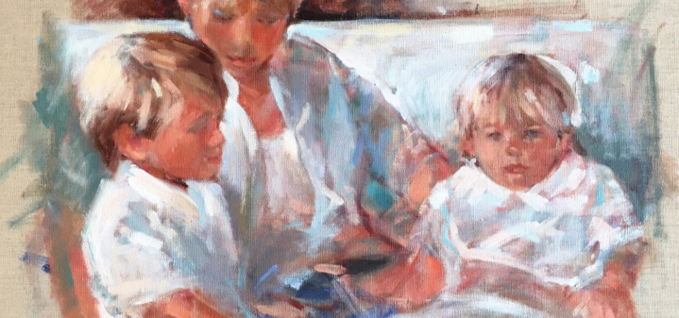 Susan Mauck — Story Time